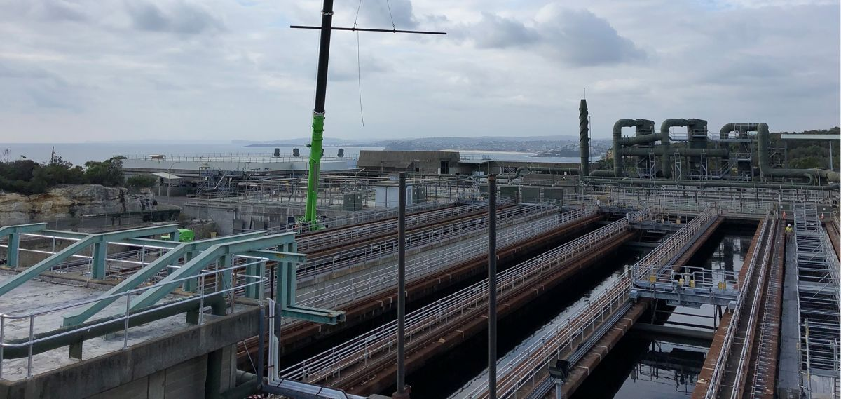 Project Update - Sydney Water North Head Site
