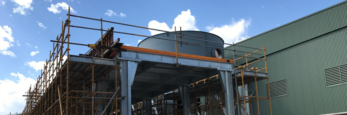 Project Update: Lower South Creek – Sludge Handling and Storage Plants