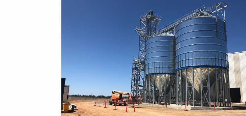 Project Update: ​Cotton Seed Distributors – Delinting and Treatment Plants